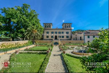 Chianti - FLORENCE: LUXURY ESTATE WITH VINEYARDS FOR SALE
