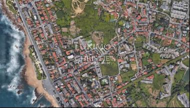Plot of land with approved PIP, for sale, in Foz, Porto, Portugal