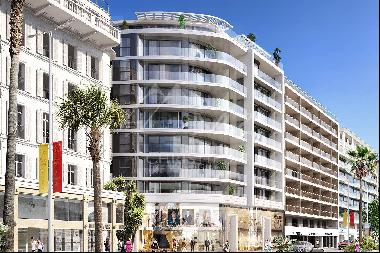 Cannes - Croisette - New residence