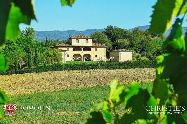 Tuscany - LEOPOLDINA WITH POOL FOR SALE IN VALDARNO