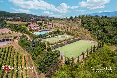 Chianti - ESTATE WITH HAMLET AND VINEYARDS FOR SALE, TUSCANY