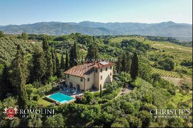 Tuscany - TUSCAN MANOR HOUSE FOR SALE NEAR FLORENCE