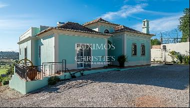 Sale of villa with view to the mountains in Silves, Algarve, Portugal