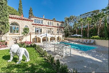 Cannes - Magnificent & renovated Bastide