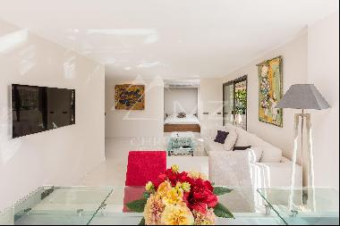 Cannes Gray d'Albion - Three bedrooms apartment