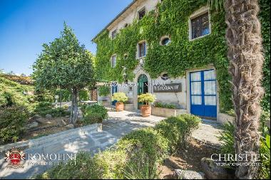 Tuscany - HOTEL WITH RESTAURANT AND PIZZERIA FOR SALE, TUSCANY