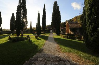 Historical Residence in the green heart of Umbria