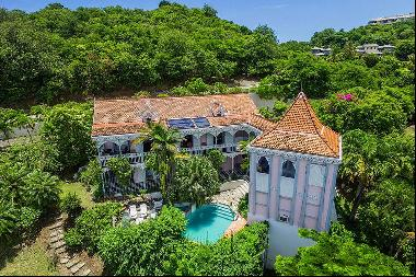 A Timeless Caribbean and Colonial Architectural Masterpiece