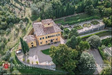 Tuscany - LUXURY MANOR FOR SALE IN TUSCANY