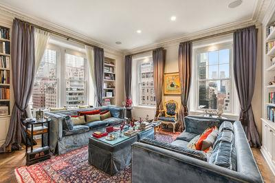 ARCHITECTURAL GEM - SPECTACULAR PH DUPLEX CONDO IN PRIME PARK AVENUE
