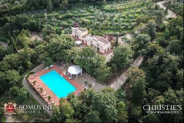 Tuscany - VILLA WITH PANORAMIC VIEW FOR SALE IN TUSCANY