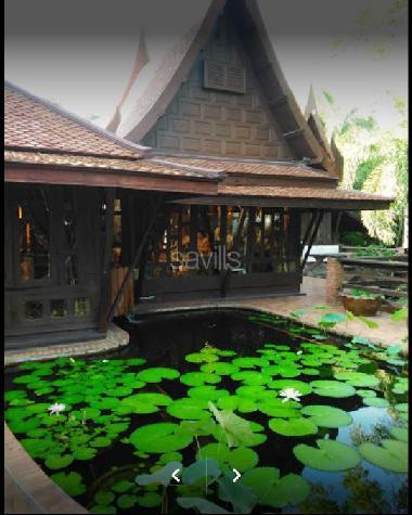 Thai House at Chaengwattana
