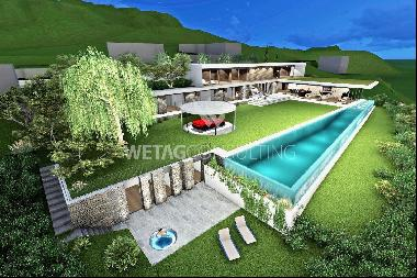 """Project """"Villa Claudia"""" - luxury without compromise for sale above Lake Lugano"""