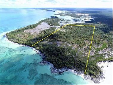 Great development opportunity at Witch Point, Marsh Harbour - MLS 40722