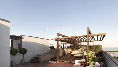 Sale of new penthouse with sea view in Tavira, Algarve, Portugal