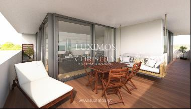 Sale of new apartment with sea view in Tavira, Algarve, Portugal