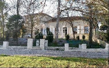 Country estate with 7.5 hectares near to Condom - 1hr 20 min from Toulouse