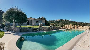 Country Villa with Pool for rent