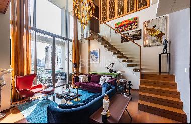 The Sukhothai Residences condominium