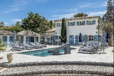 Cap d'Antibes - Remarkable property, close to beaches