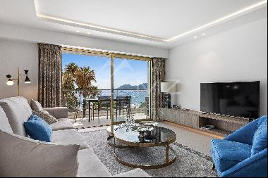 Cannes - Croisette - Apartment with panoramic sea view