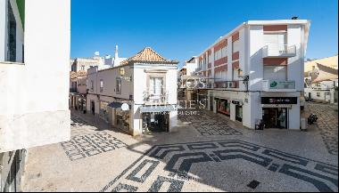 Building with apartments and commercial spaces, Downtown Faro, Algarve