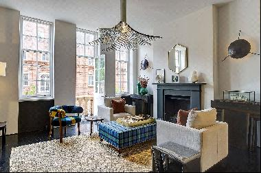 South Audley Street, Mayfair, London, W1K 2QY
