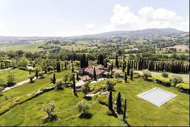 Ref. 2560 Prestigious Estate in Cetona - Tuscany