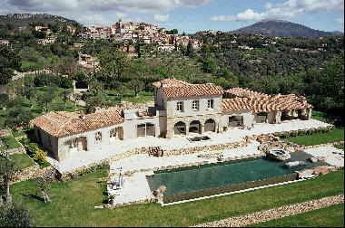 Ch�teauneuf de Grasse, Near Cannes, French Riviera, 06740