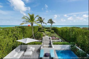 Miami Beach's only private oceanfront residential enclave, an architectural masterpiece