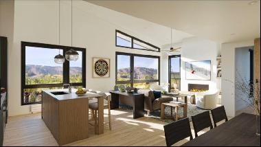 3 bedrooms appartement with beautiful mountain view balcony
