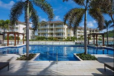 The Landings – 2 Bedroom First Floor Apartment With Marina Views
