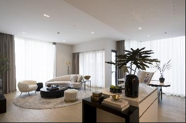 The Strand Thonglor, 3-Bedroom, Penthouse