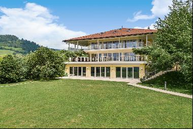 Exceptional residence in the heart of Gruyère