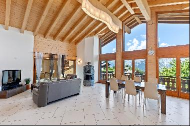 Splendid penthouse in the heart of the 4 Valleys