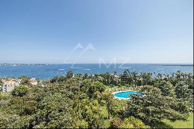 Cannes - Californie - Apartment wit high-end amenities and sea view