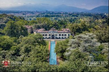 Tuscany - HISTORIC VILLA FOR SALE IN LUCCA