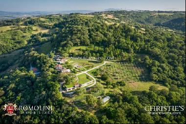 Tuscany - YOGA RETREAT, ORGANIC PROPERTY FOR SALE NOT FAR FROM THE TUSCAN COAST, SCANSANO