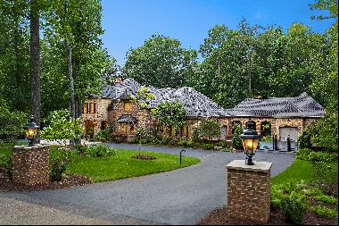 Resort Style Living on 6 Private Acres