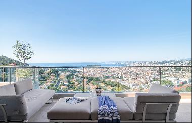 Nice Mont-Boron - Exceptional penthouse with panoramic view