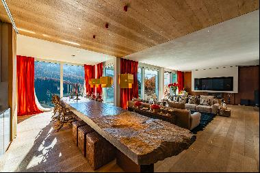 Luxurious living in a top location