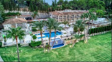 Breathtaking estate located in Son Vida
