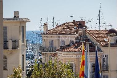 Cannes - Center - 3 bedroom apartment