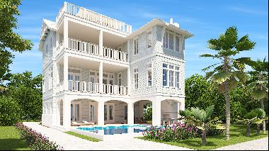 New Beach Retreat with Private Pool and Beach Access in Old Seagrove